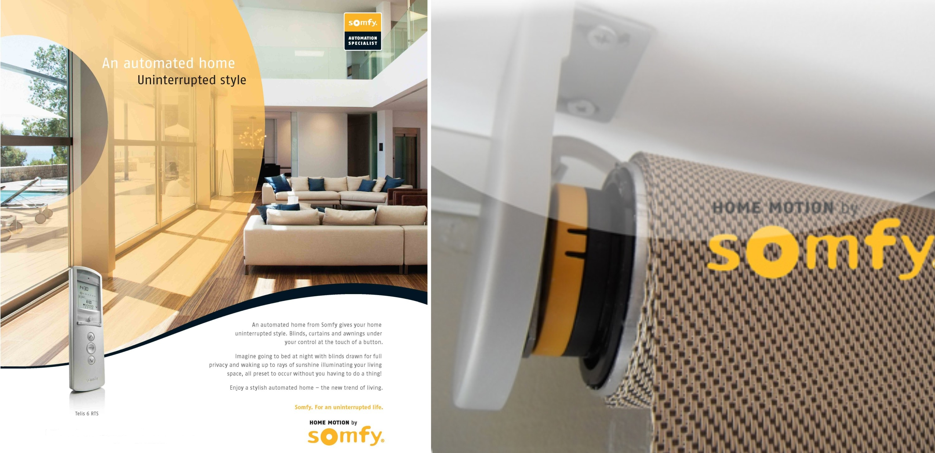 somfy by loose t melbourne pin blinds som motorised using double motors don